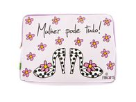 Case Notebook Especial Mulher Pode